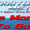 One month till we sail on 70000TONS OF METAL!