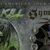 Overkill and Symphony X North American Tour 2015