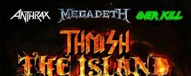 Overkill to join Megadeth & Anthrax in San Juan PR