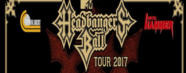 MTV Headbangers Ball 2017 – Overkill
