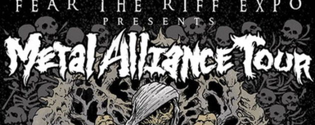 Metal Alliance Tour 2017 w/ Crowbar & Havok