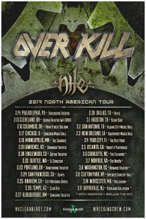 killfest2016 / 2017 World Tour Dates