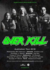 OverKill-Oz poster
