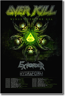 killfest2019 / 2020 World Tour Dates