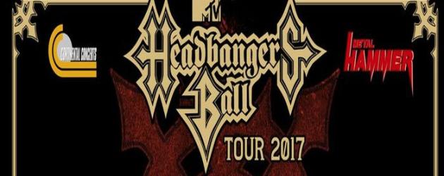 MTV Headbangers Ball 2017 – Overkill